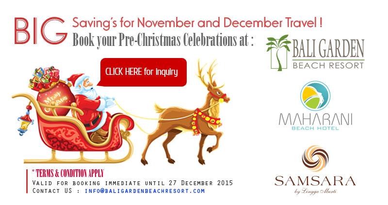 November & December Special
