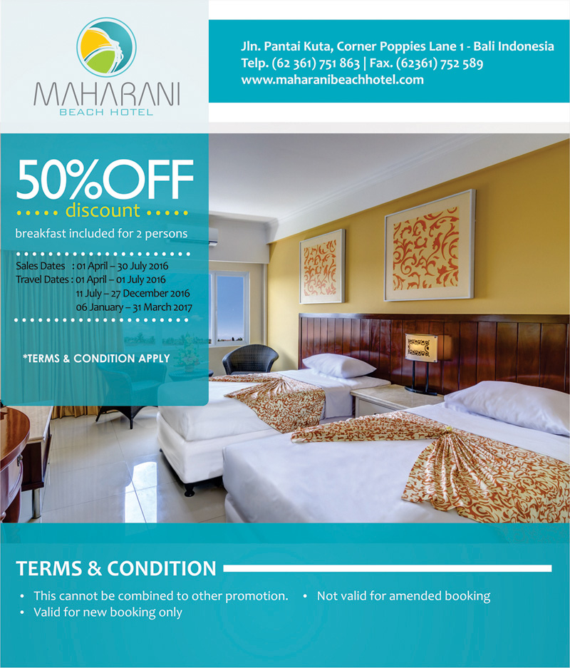 Maharani 50% OFF Discount
