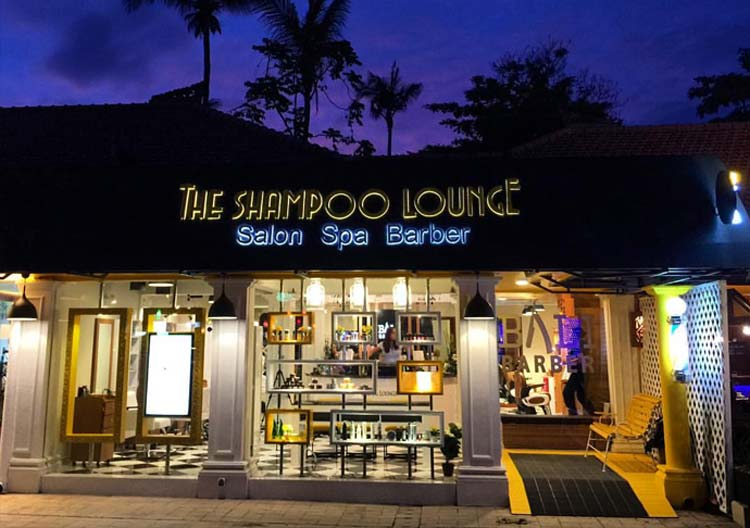 THE SHAMPOO LOUNGE IS NOW OPEN IN BALI COLLECTION